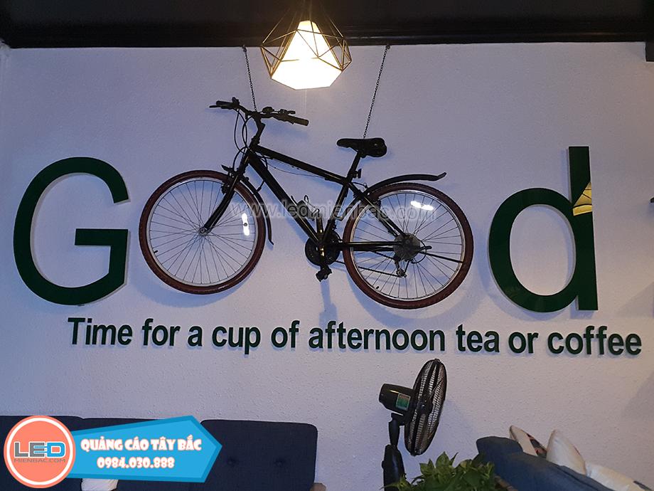 Thi công biển quảng cáo Eco tại Hà Đông