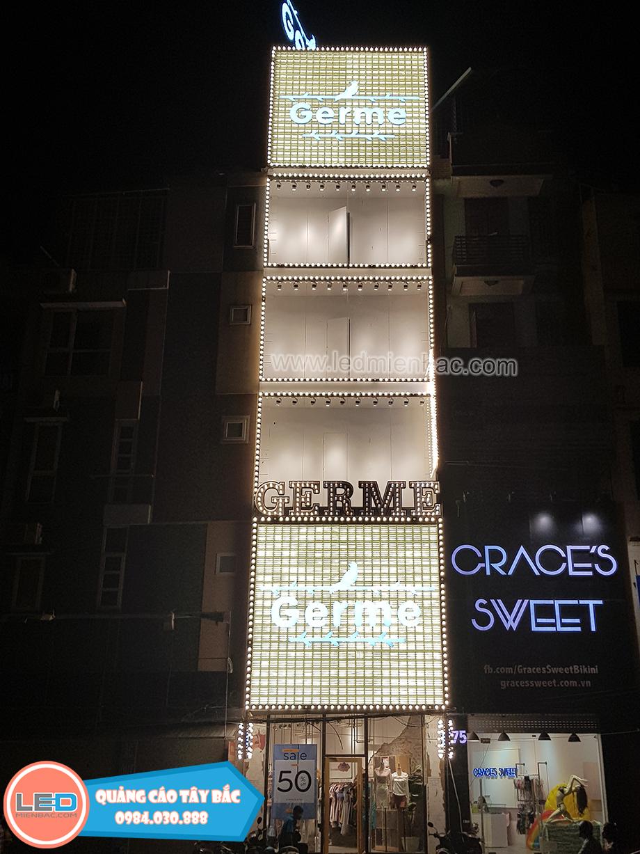 thi công biển quảng cáo thời trang tại hà nội